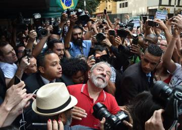 Brazil's Lula faces third set of corruption charges