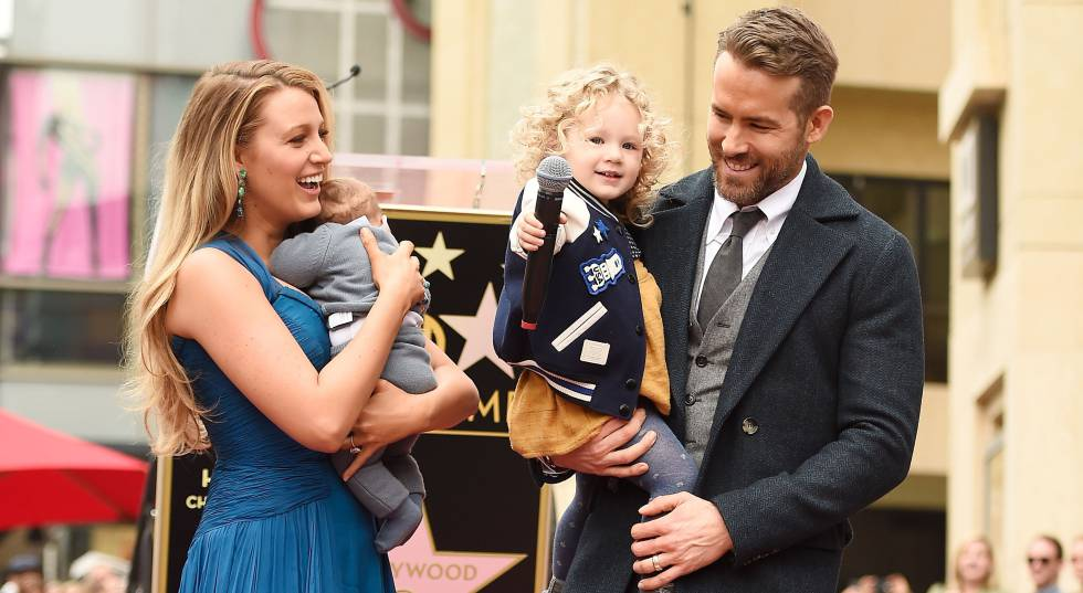 Ryan Reynolds Y Blake Lively La Nueva Pareja De Oro De Hollywood