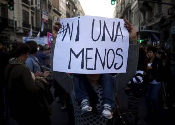 With one femicide every 30 hours, gender violence on rise in Argentina
