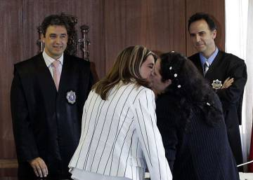Spain's same-sex weddings