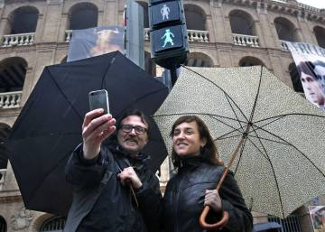 Valencia introduces traffic lights depicting women