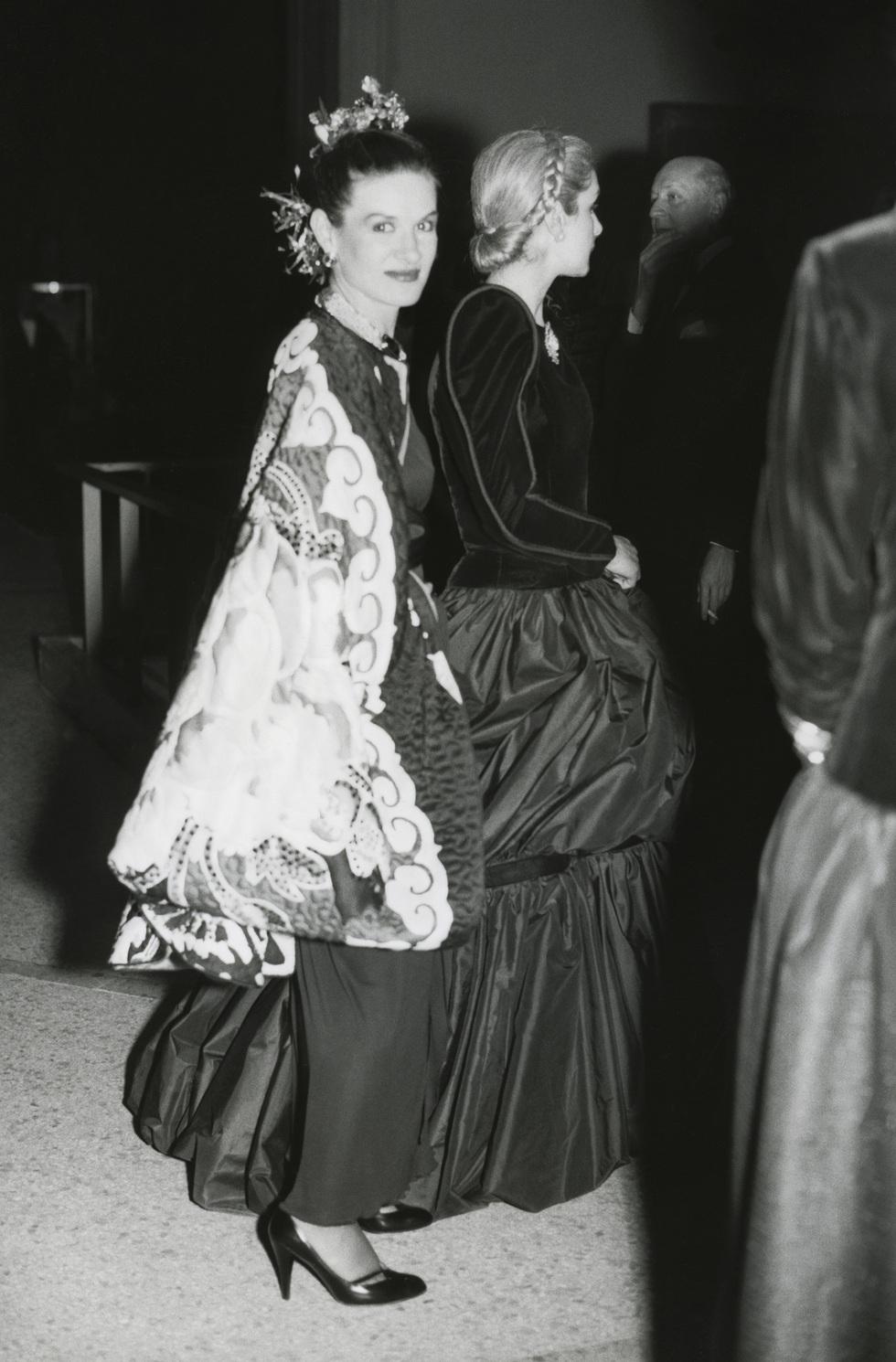 174730b988 Siempre encabezó la lista de las mujeres mejor vestidas, con Paloma  Picasso., y era amiga de Steve Rubell, dueño de Studio 54. / CORBIS Y  GETTYGetty