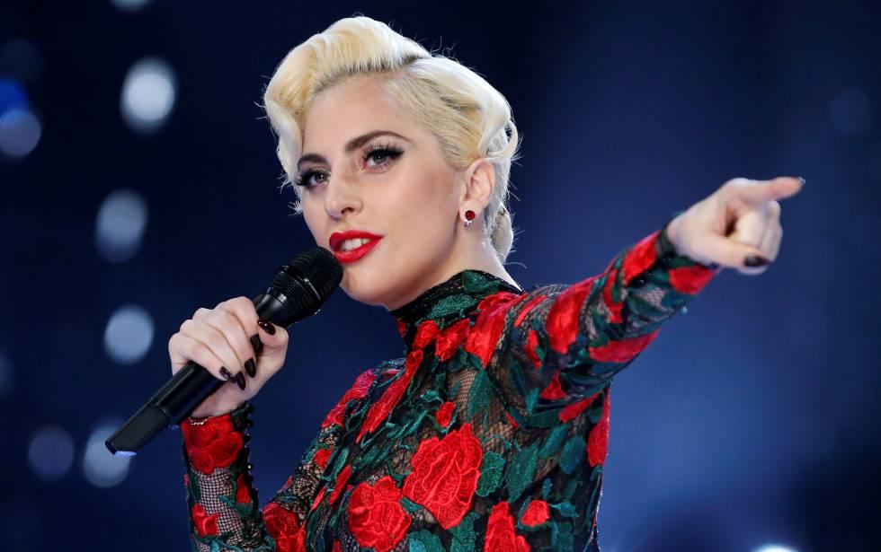 Grammys gaga 2015 lady