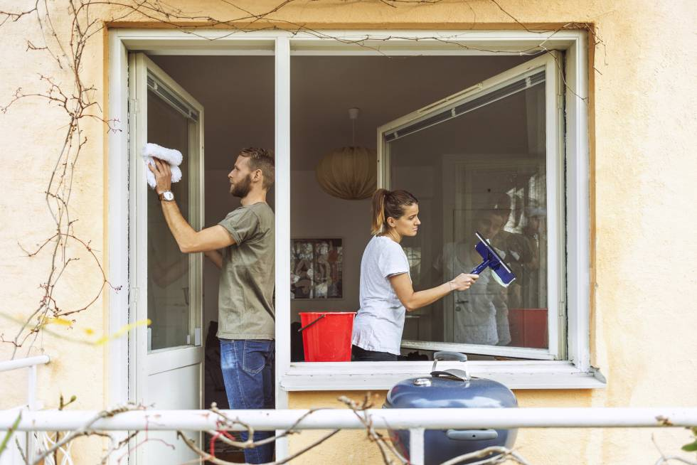 Cómo limpiar la casa sin usar un solo producto de limpieza ...