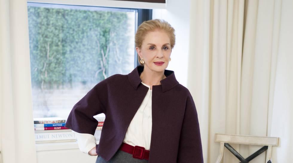80183d8cf4388 US designers: Carolina Herrera, the Empress of Manhattan | In ...