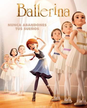 Ballerina no solo una pelcula de nias haciendo ballet