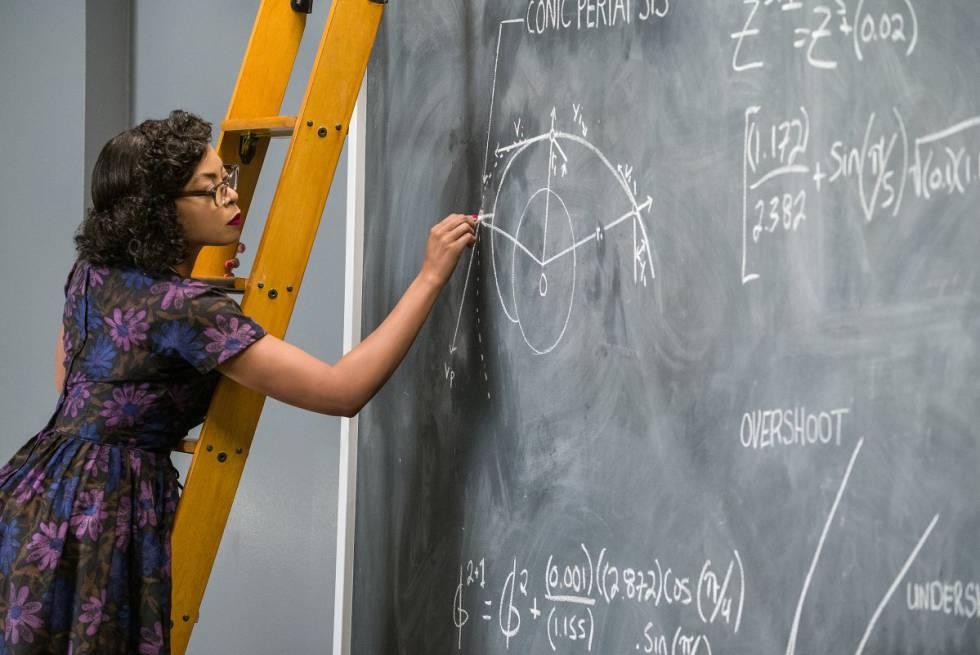 La película 'Figuras ocultas' muestra el papel olvidado de algunas mujeres en la carrera espacial