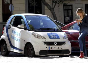 Carpooling In Spain Caught Madrid Car Sharers Stowing Vehicles