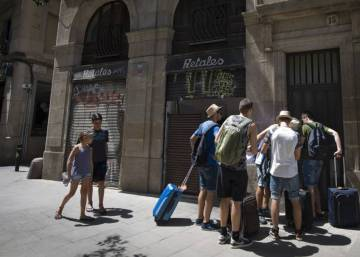 Spain's cities closing the door on Airbnb-type rental sites