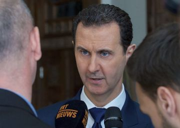 Os crimes de Assad