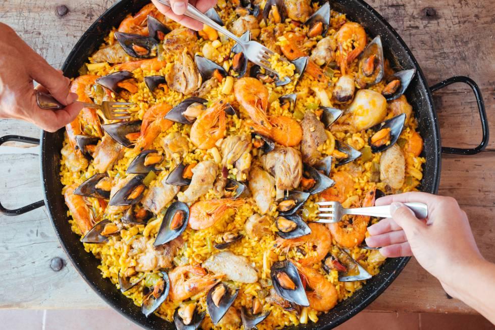 La mejor manera de cocer el arroz es la peor para la paella ...