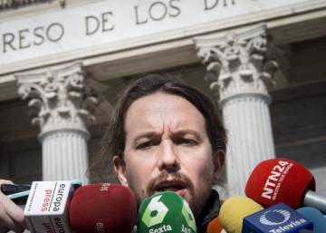 Spain's Podemos party rejects parallels with Trump