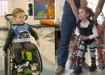 Will Álvaro get his exoskeleton and be able to walk again?