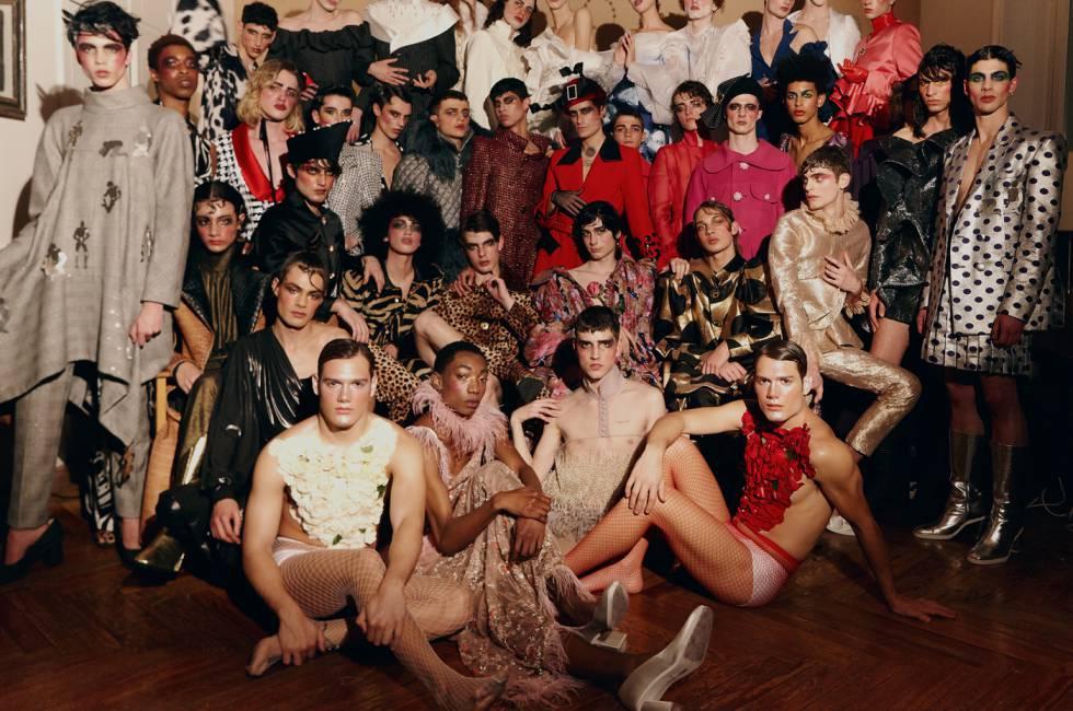 Que Week Puedes Fashion Mercedes Benz Sí Madrid Seis Lecciones 6Y7wqxSwE