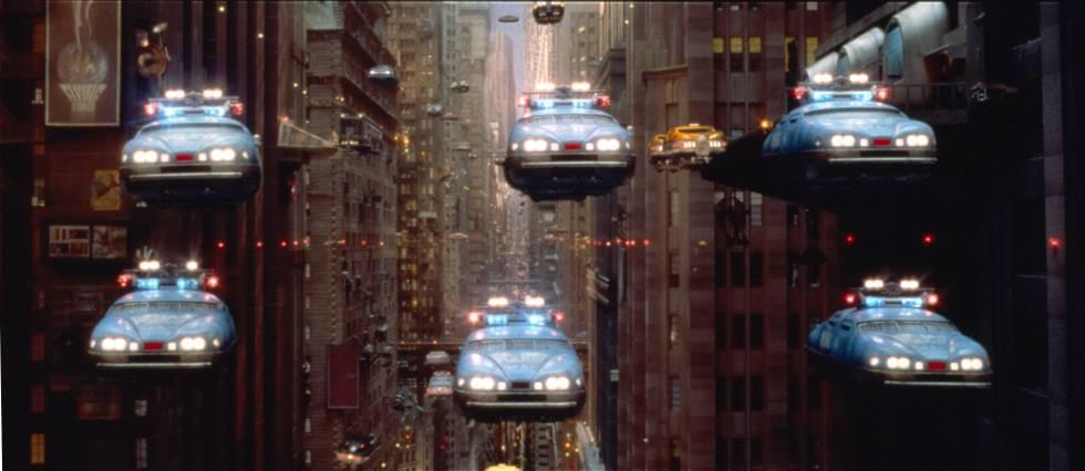 """Fotograma de la película """"El quinto elemento"""" (1997) de Luc Besson. rn rn"""