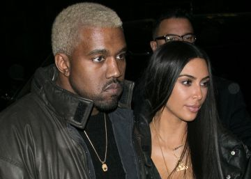 Kanye West le hace la competencia a su cuñada, Kylie Jenner