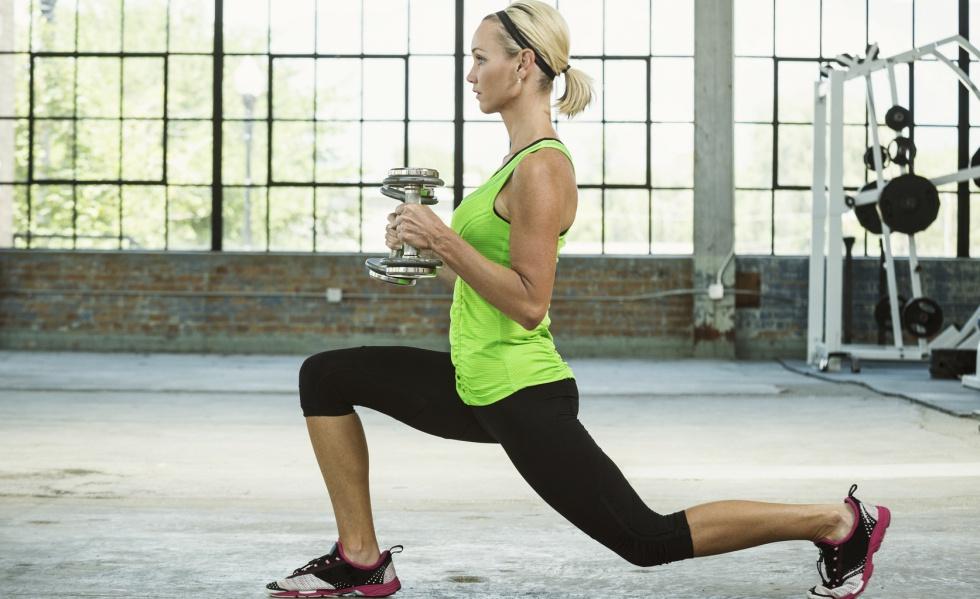 aumento de peso después de una lesión deportiva