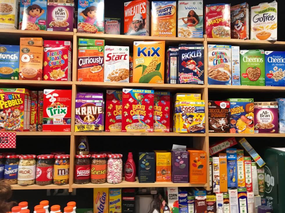 Irresistible cereal hunters caf blog gastronotas de - Supermercados fuenlabrada ...