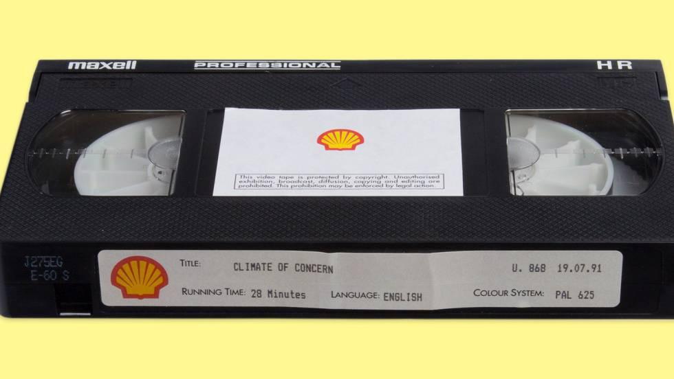 O vídeo dos anos 90 em que a Shell admite a existência da mudança climática