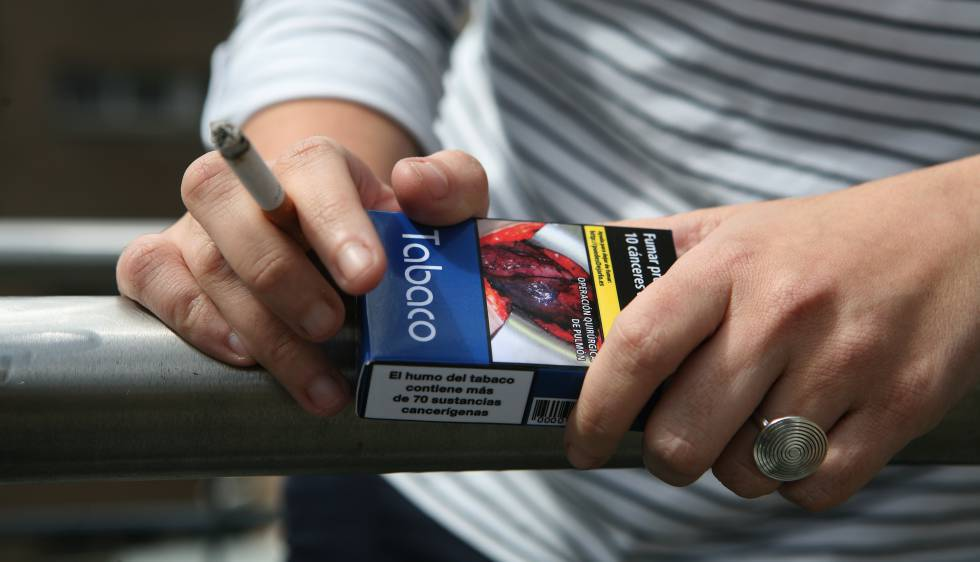 que genera la adiccion al cigarrillo