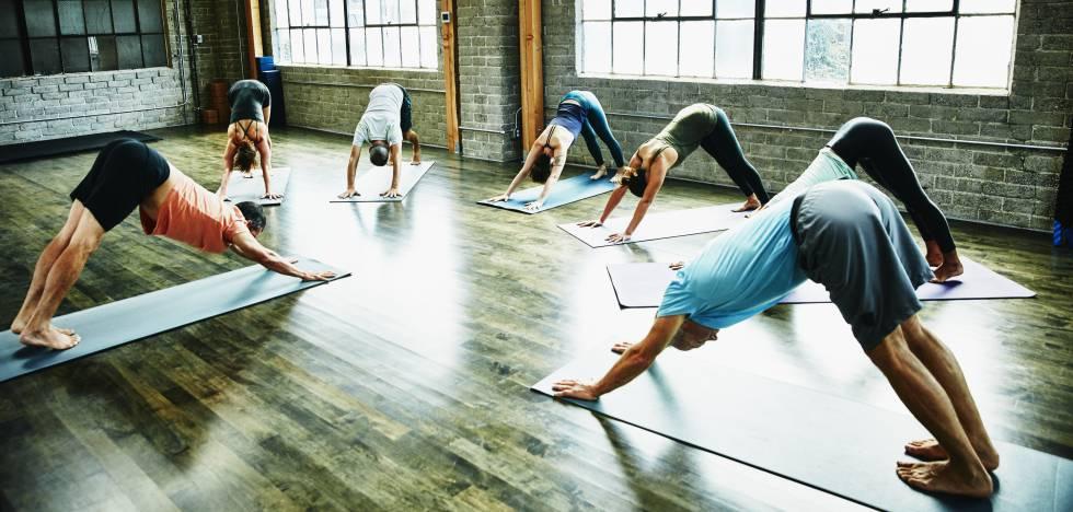 Como bajar de peso haciendo yoga