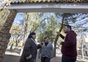 The town still divided over the bitter legacy of the Spanish Civil War
