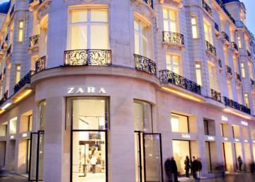 Qué país tiene más tiendas de Zara  Así se reparten por el mundo las ... 94f3813c6e8