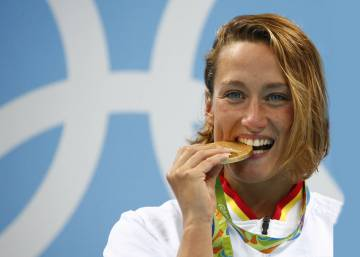 Spain's female athletes dominate 2016