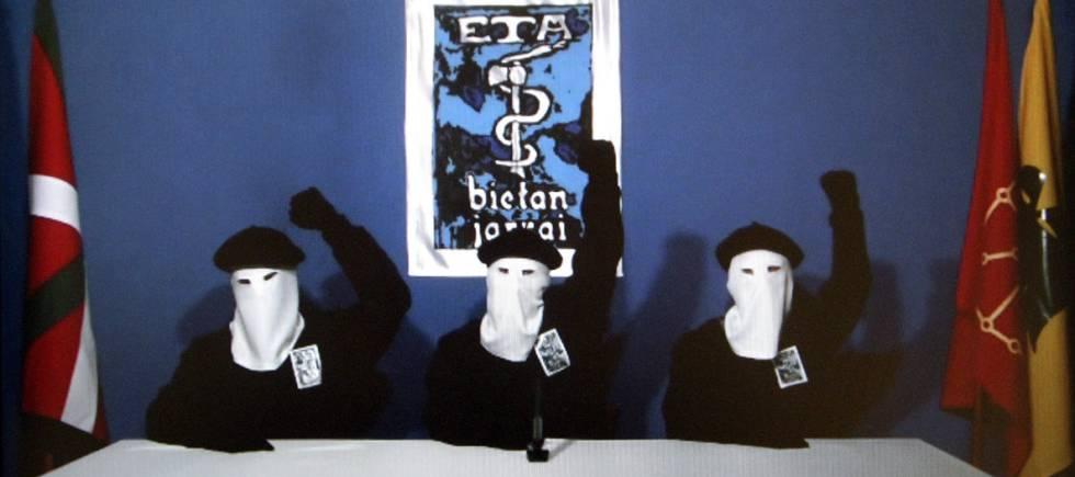 """Képtalálat a következőre: """"basque ETA"""""""