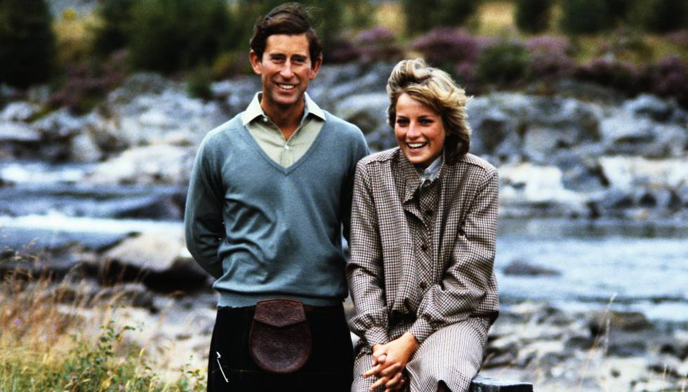 Estatura: ¿Por qué Lady Di se veía más baja que Carlos de Inglaterra si  medía solo dos centímetros menos? | Gente y Famosos | EL PAÍS