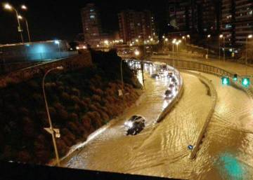 Alicante left reeling from the deluge of the century