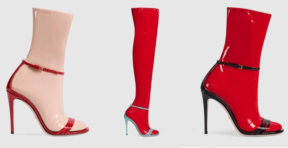 La última propuesta de Gucci  calcetines y medias de látex  9f4cd71c4fd