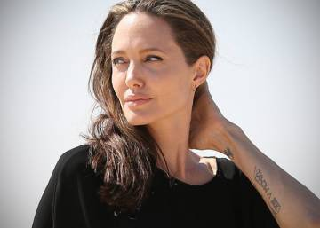 Hollywood se divorcia de Angelina Jolie