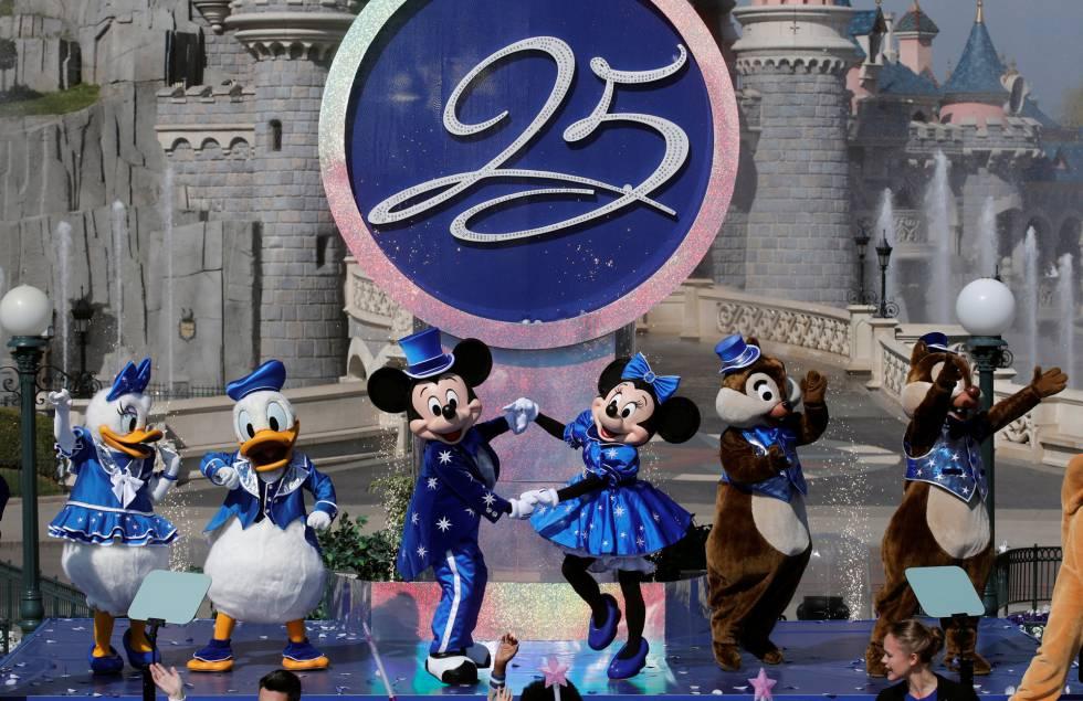 25º aniversario: Guía práctica para ir a Disneyland París con niños ...