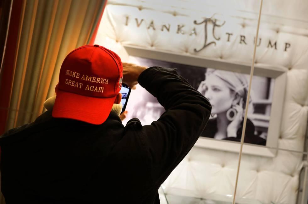 Puede un boicot ciudadano hundir la empresa de Ivanka Trump   9d851965439