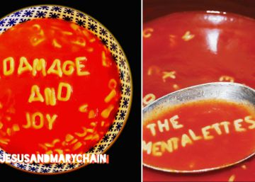 La última portada de The Jesus and Mary Chain y otros posibles plagios de discos