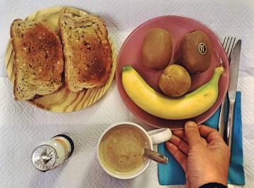 Bajar de peso comiendo solo fruta