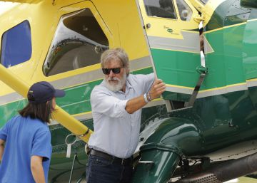 Harrison Ford no será sancionado por un incidente al aterrizar su avioneta