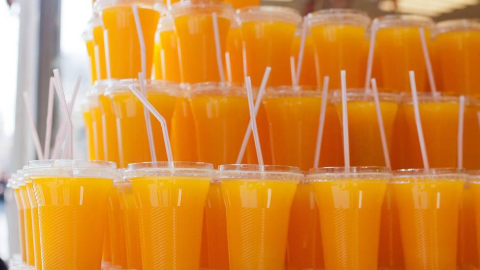 """El zumo de fruta no es """"fruta"""", ni siquiera si es casero"""
