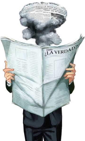 Leer un buen periódico