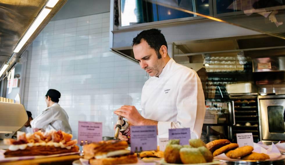 Dominique ansel el mejor pastelero del mundo estilo for Chef en frances