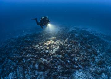 1,800-year-old Roman shipwreck found off Spain's Balearic Islands