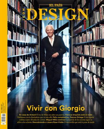 Nace icon design la revista de dise o interiorismo y for Revistas de arquitectura online