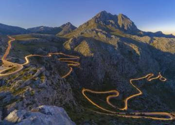 Panoramic twists and turns along the highways and byways of hidden Spain