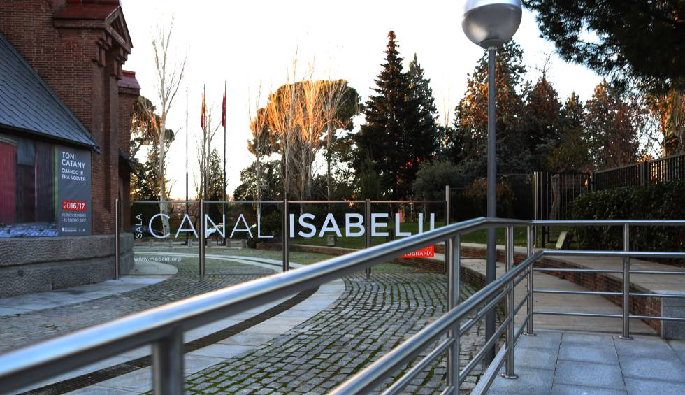 Sede del Canal de Isabel II, en la calle de Santa Engracia, 125, Madrid.