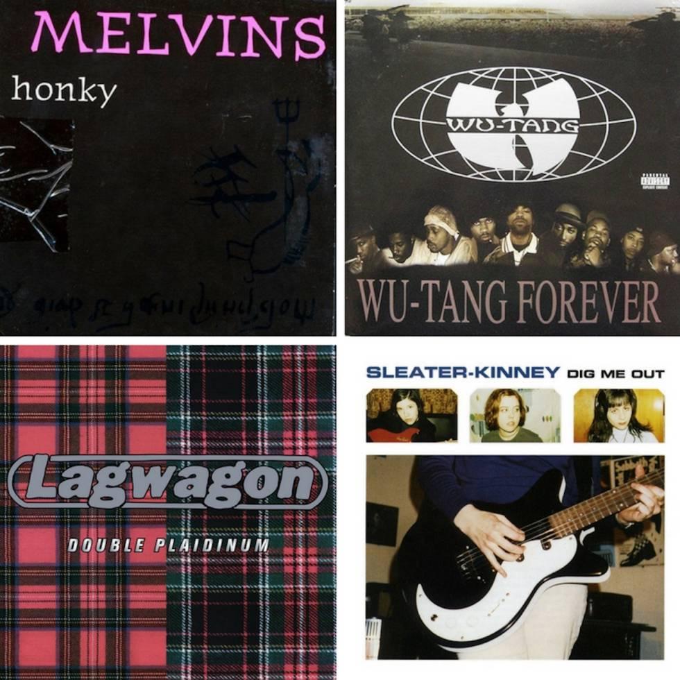20 discos de hace 20 años que si aún no has escuchado te van a hacer muy feliz