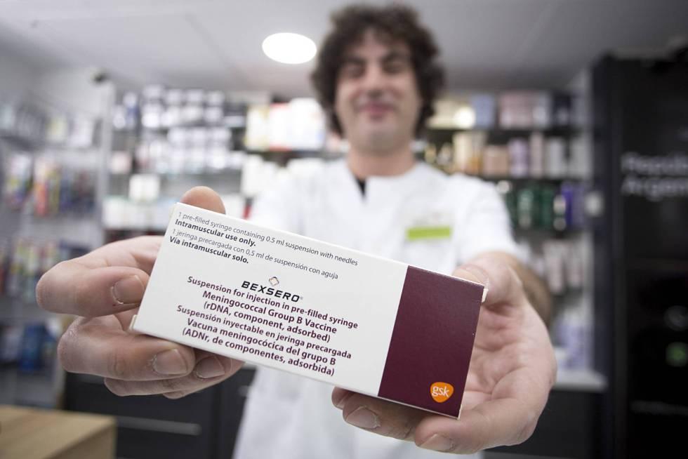 precio vacuna meningitis b francia