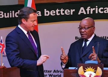 Empresas británicas saquean África