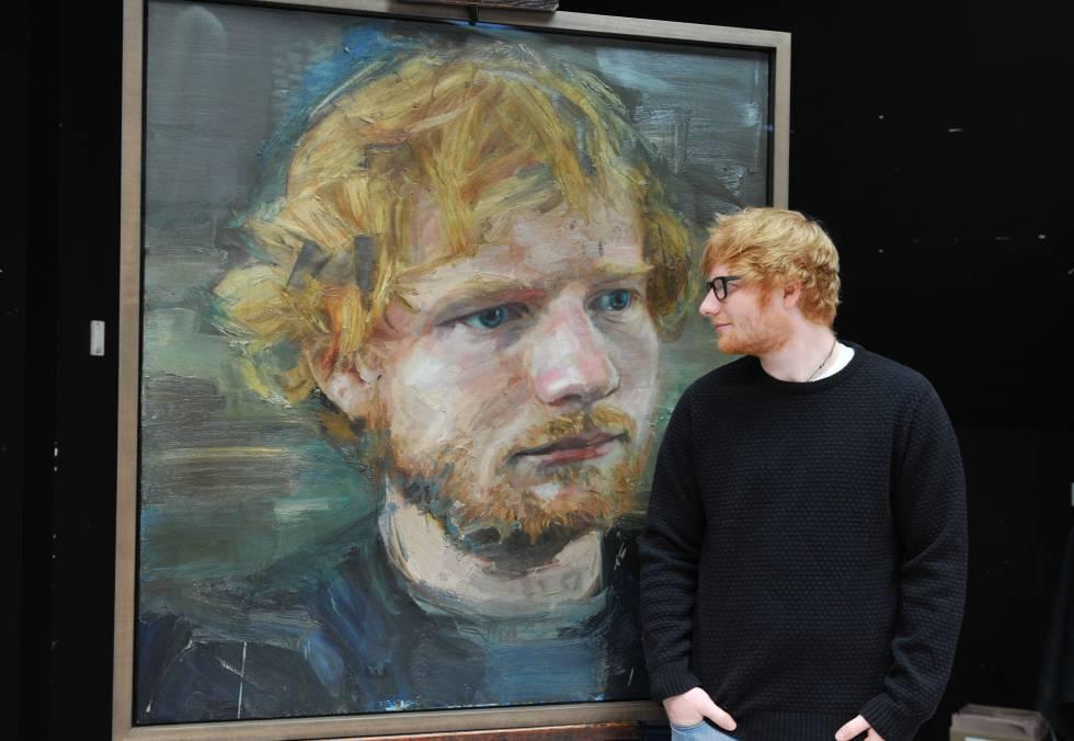 Ed Sheeran, pieza de museo | Gente y Famosos | EL PAÍS
