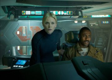 "'Prometheus': ""It's not a map, it's an invitation"""